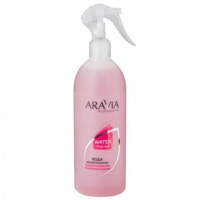 ARAVIA Professional, Вода косметическая минерализованная с биофлавоноидами, 500 мл