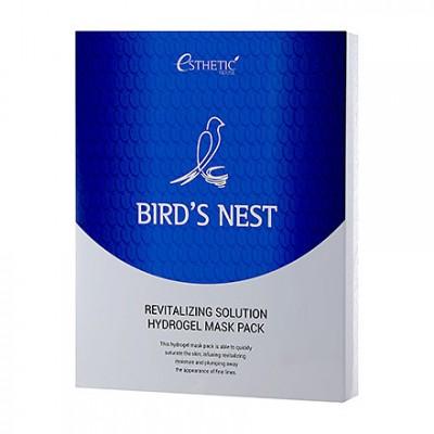 Esthetic House, Маска для лица Hydrogel Bird's Nest, 5х28 г