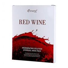 Esthetic House, Маска для лица Red Wine, 5х28 г