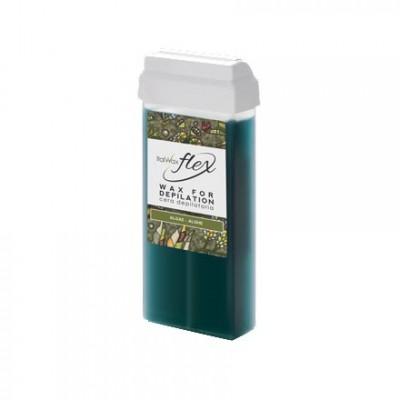 Italwax, Воск Flex в картридже, водоросли,100 мл