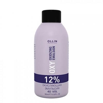 OLLIN, Окисляющая эмульсия Performance Oxy 40 Vol/12%, 90 мл