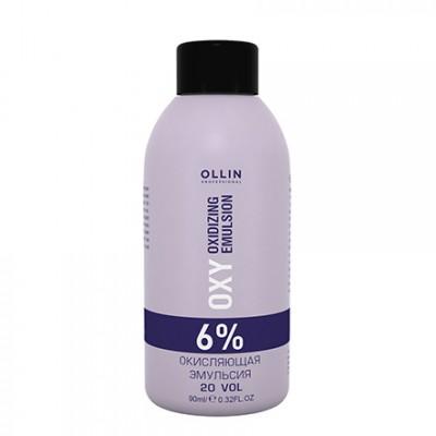 OLLIN, Окисляющая эмульсия Performance Oxy 20 Vol/6%, 90 мл