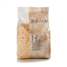 Italwax, Воск для депиляции горячий в гранулах, Белый шоколад, 1 кг