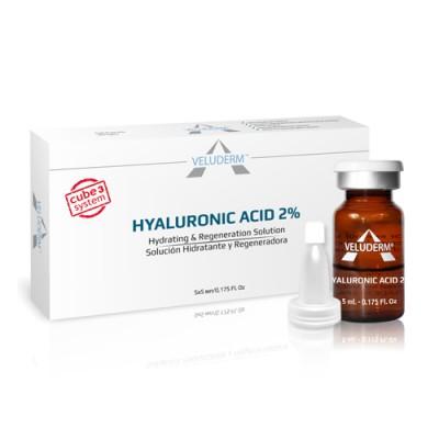 HYALURONIC ACID 2% - 5 ml 1 флакон