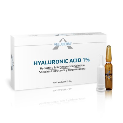 HYALURONIC ACID 1% - 2ml по 1 амп.