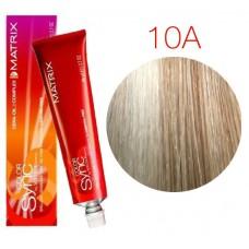 Matrix Color Sync 10A тонирующая краска для волос без аммиака