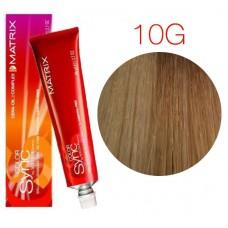 Matrix Color Sync 10G очень-очень светлый блондин золотистый, тонирующая краска для волос без аммиака