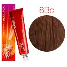 Matrix Color Sync 8BC светлый блондин коричнево-медный, тонирующая краска для волос без аммиака
