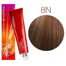Matrix Color Sync 8N светлый блондин, тонирующая краска для волос без аммиака