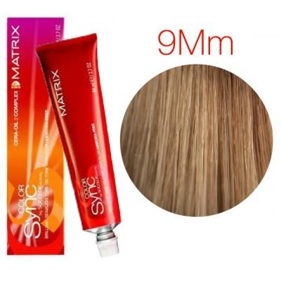 Matrix Color Sync 9MM очень светлый блондин мокка мокка, тонирующая краска для волос без аммиака