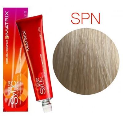 Matrix Color Sync SPN пастельный нейтральный, тонирующая краска для волос без аммиака