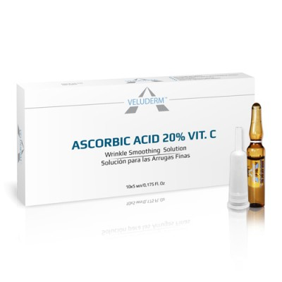 ASCORBIC ACID 20% VIT C - 2ml  1 амп.