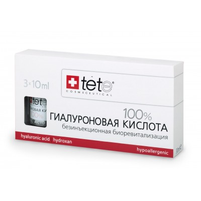 TETE Гиалуроновая кислота 100%