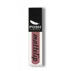 POSH 01 Натуральные губы Кремовая жидкая помада