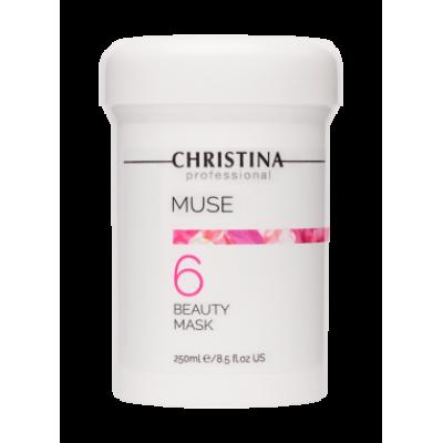 Muse Beauty Mask  Маска красоты с экстрактом розы (шаг 6), 250 мл