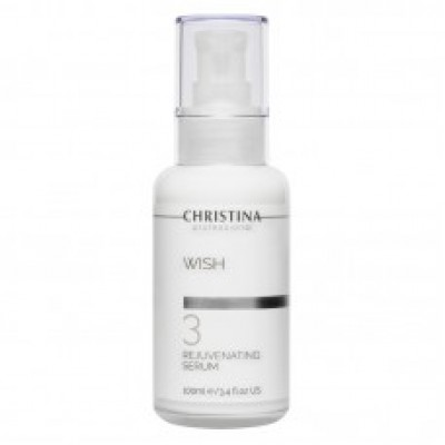 Wish Rejuvenating Serum - Омолаживающая сыворотка (шаг 3), 100мл, WISH, CHRISTINA
